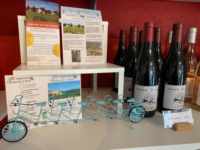 Mont Ventoux wijnen